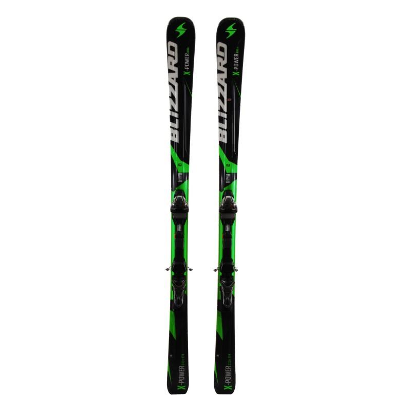 Ski Blizzard Power 500S + Bindungen