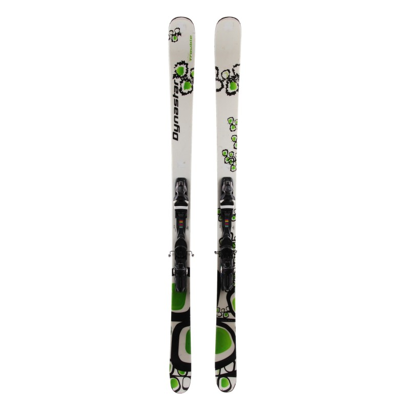 Gebraucht Dynastar Skiing Big Trouble + Bindungen