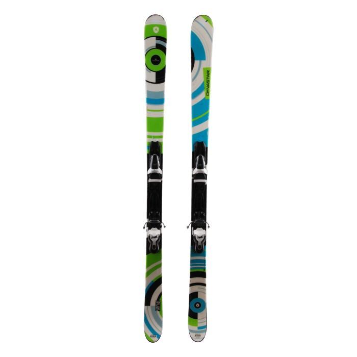 Oseade de esquí Dynastar Serial - fijaciones