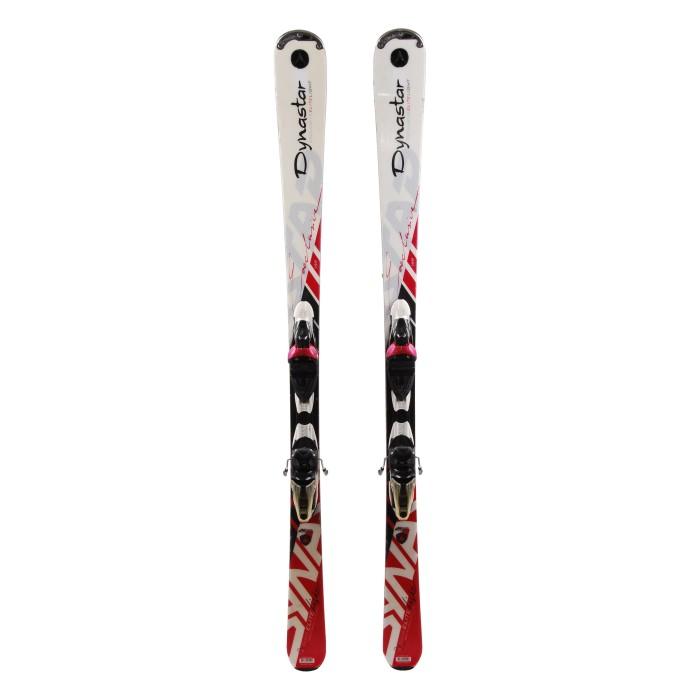 Ocasión de esquí Dynastar Exclusive Elite Light - fijaciones