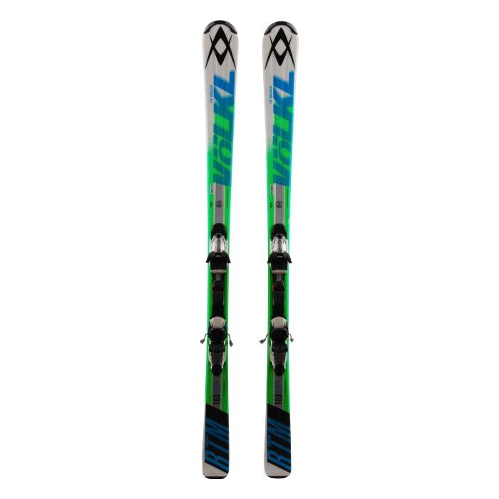 Ski occasion Volkl RTM + fixations