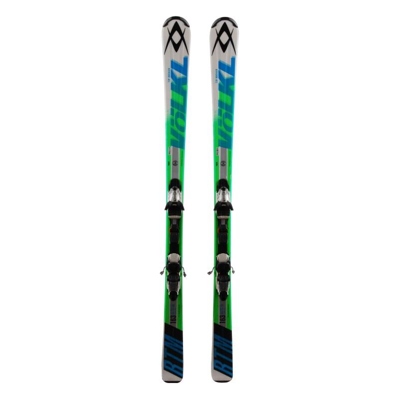 Ski occasion Volkl RTM Qualité A + fixations