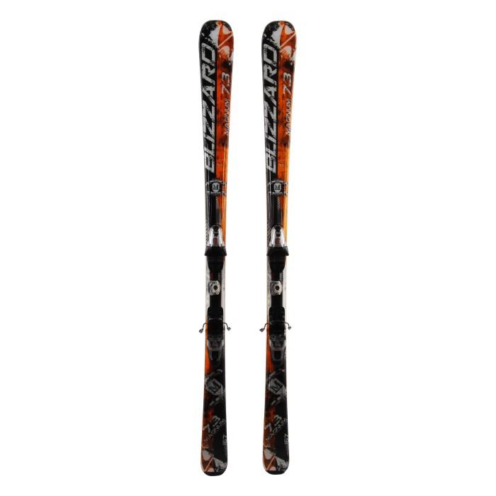 Ski used Blizzard Magnum 7.3 - Fijación