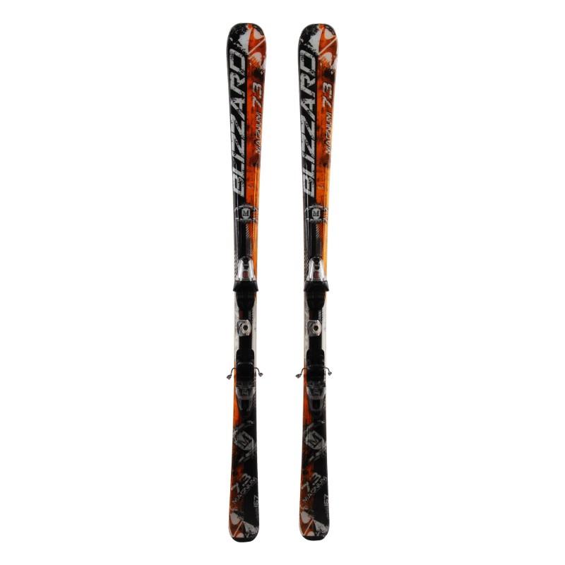 Ski occasion Blizzard Magnum 7.3 Qualité A + Fixation