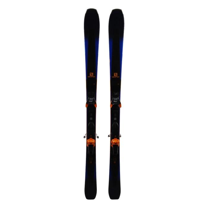 Ski Salomon XDR 84 Ti occasion - bindings