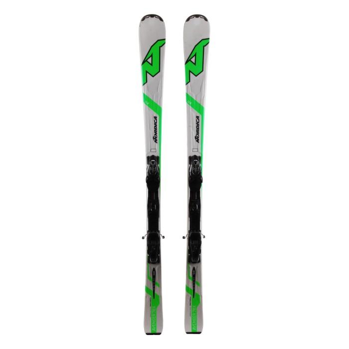 Ski Gelegenheit Nordica AVENGER 78x - Befestigungen