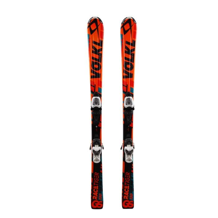 Ski occasion junior Volkl Racetiger GS - bindings