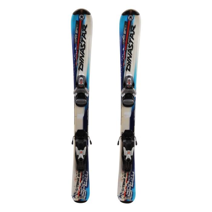 Dynastar Team Speed Junior Ski + bindings