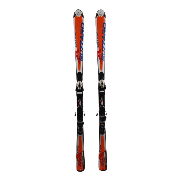 Ski occasion junior Blizzard RXK Cross - bindings