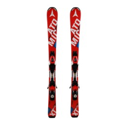 Ski occasion junior Atomic Redster XT Edge + Fixations