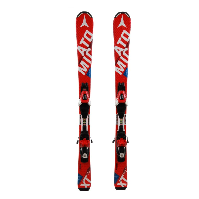 Ski occasion junior Atomic Redster XT Qualité A + Fixations