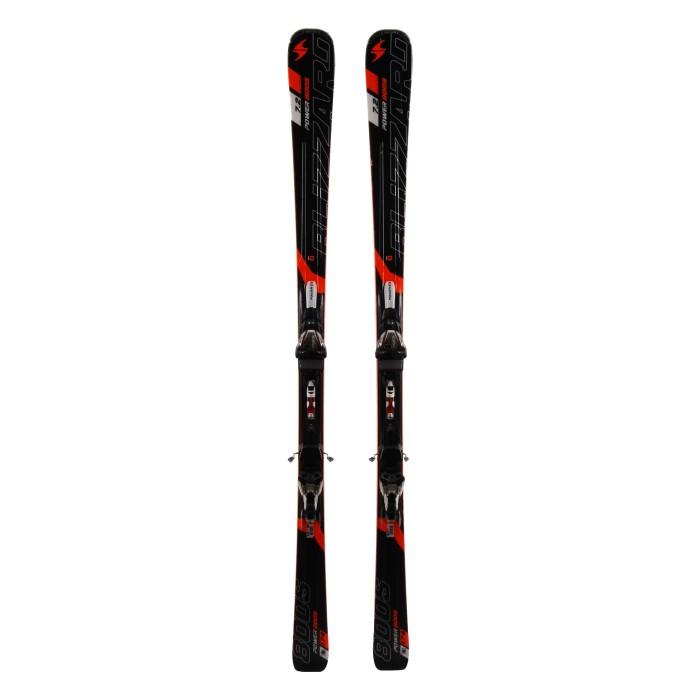 Ski used Blizzard Power 800S - bindings