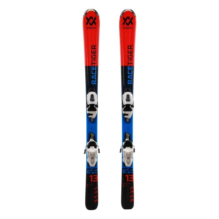 Ski Anlass Junior Volkl Racetiger GS - Bindungen