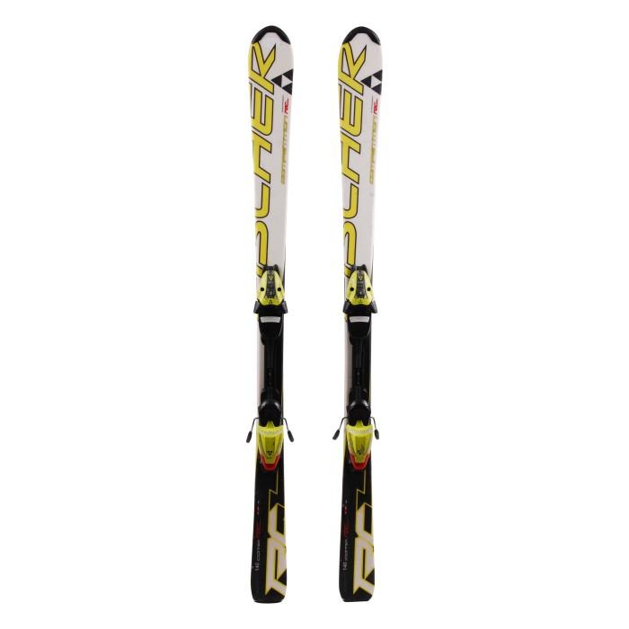 Ski Anlass Junior Fischer Wettbewerb RC - Bindungen