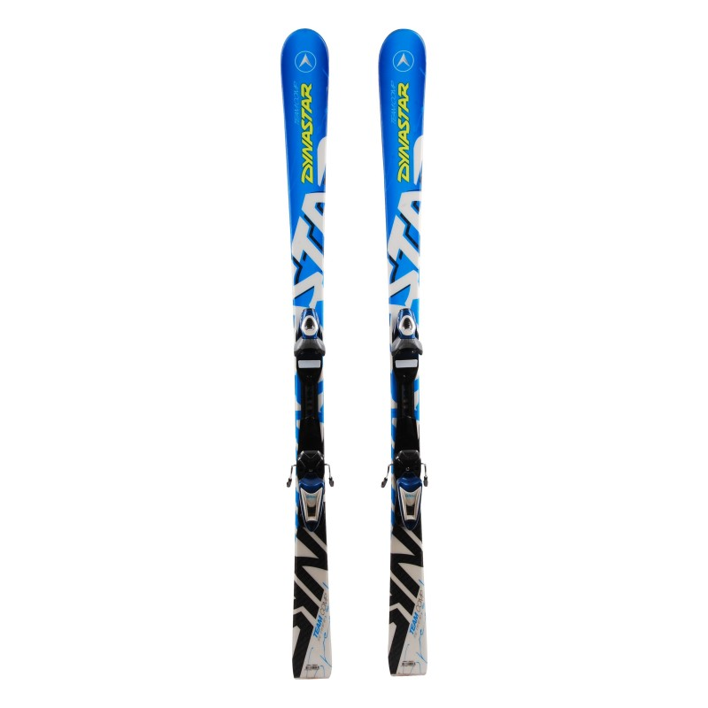 Ski occasion junior Dynastar Team Comp Qualité A + Fixations