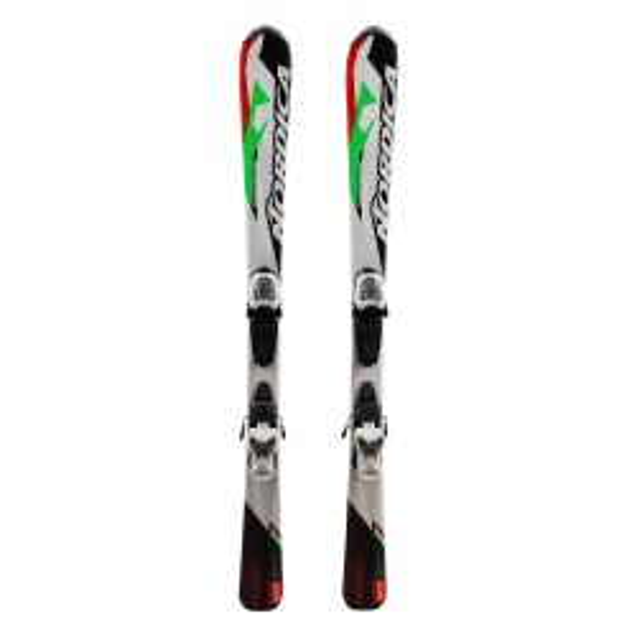 Ski occasion junior Nordica Dobermann team race J - bindings