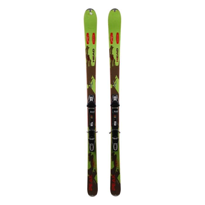 Ski Gelegenheit Head Peak 82 - Befestigung