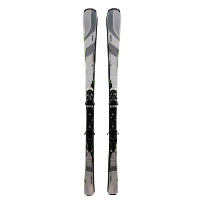 Ski occasion Elan Amphibio 14 xti + Fixations