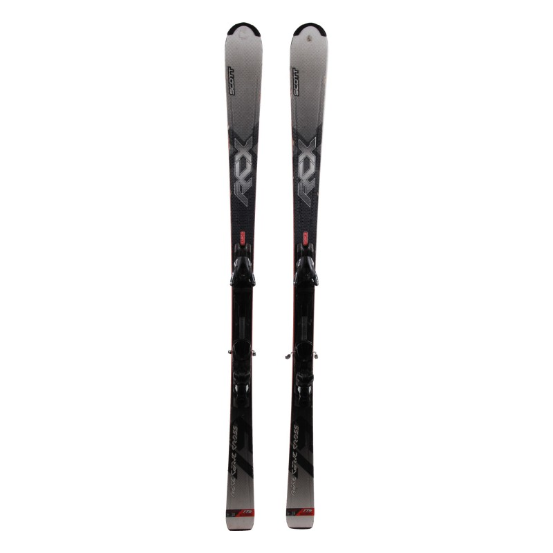 Ski occasion Scott RCX Qualité B + fixations
