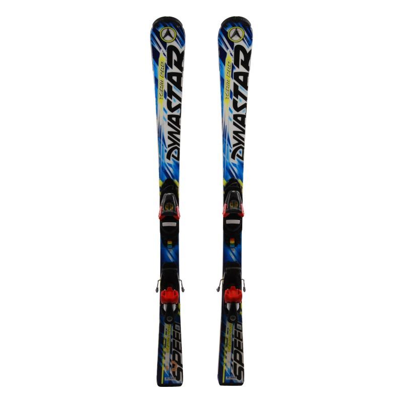 Ski occasion Junior Dynastar Speed Team Pro Qualité B + fixations