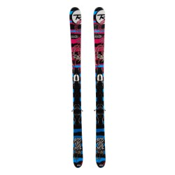 Ski occasion Rossignol Sprayer + fixations
