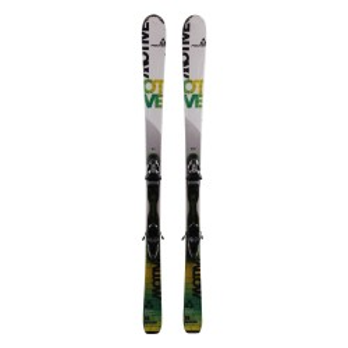 Ski occasion Fischer Motive 76 - bindings