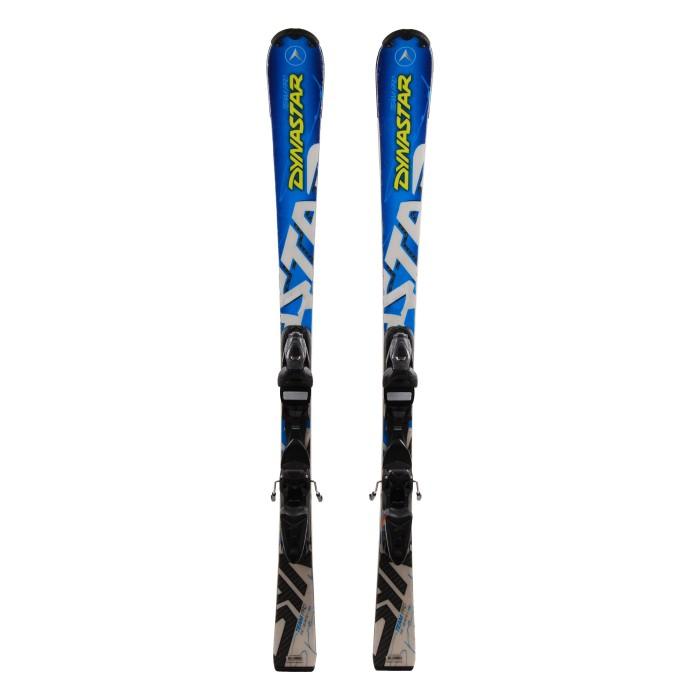 Ocasión de esquí junior Dynastar Team Pro - fijaciones