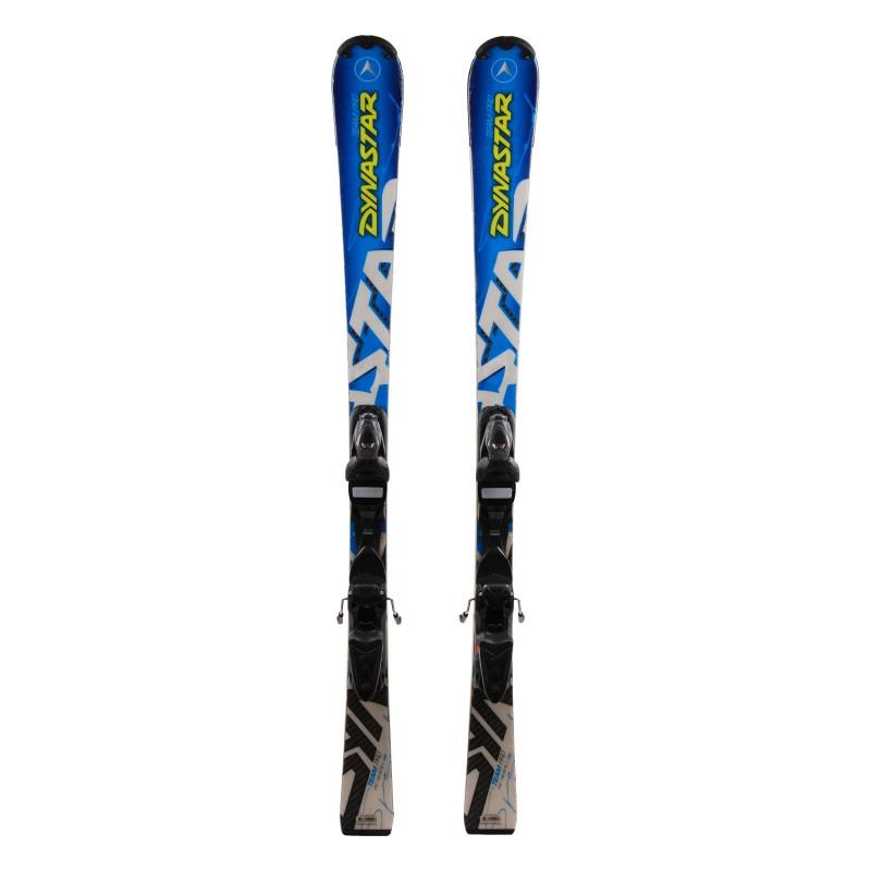 Ski occasion junior Dynastar Team Pro Qualité B + fixations