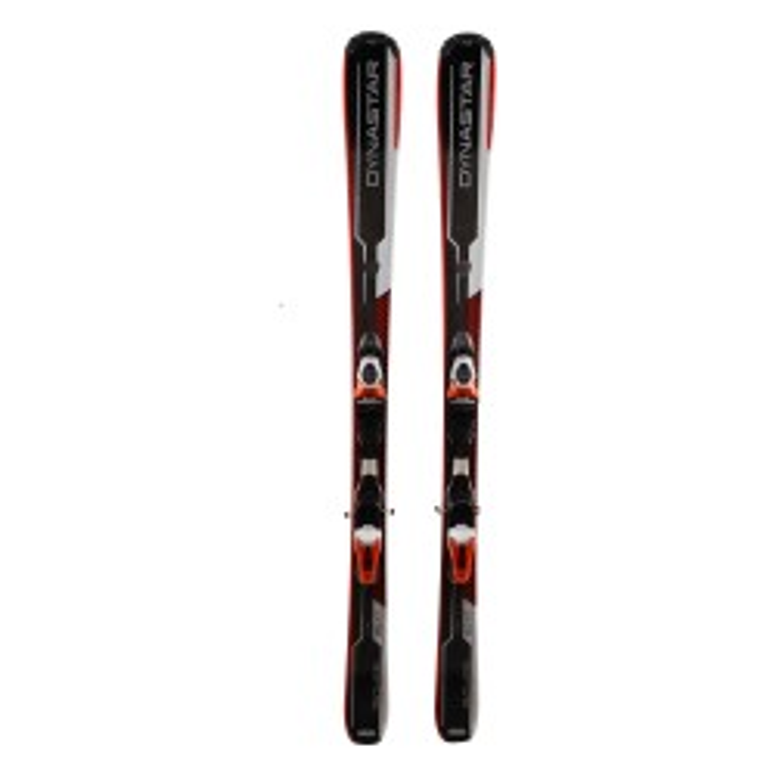 Ocasión de esquí Dynastar Outland 80 XT - fijaciones