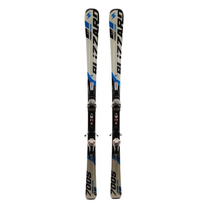 Ski utiliza Blizzard Power 700S - fijaciones