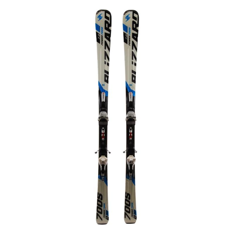 Ski Blitzard Power 800S + Bindungen