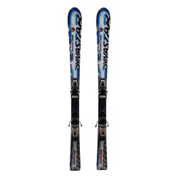 Ski Dynastar Speed Team Junior Omeglass dark blue + bindings