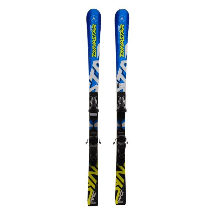 Ski occasion junior Dynastar Team Course WC - bindings