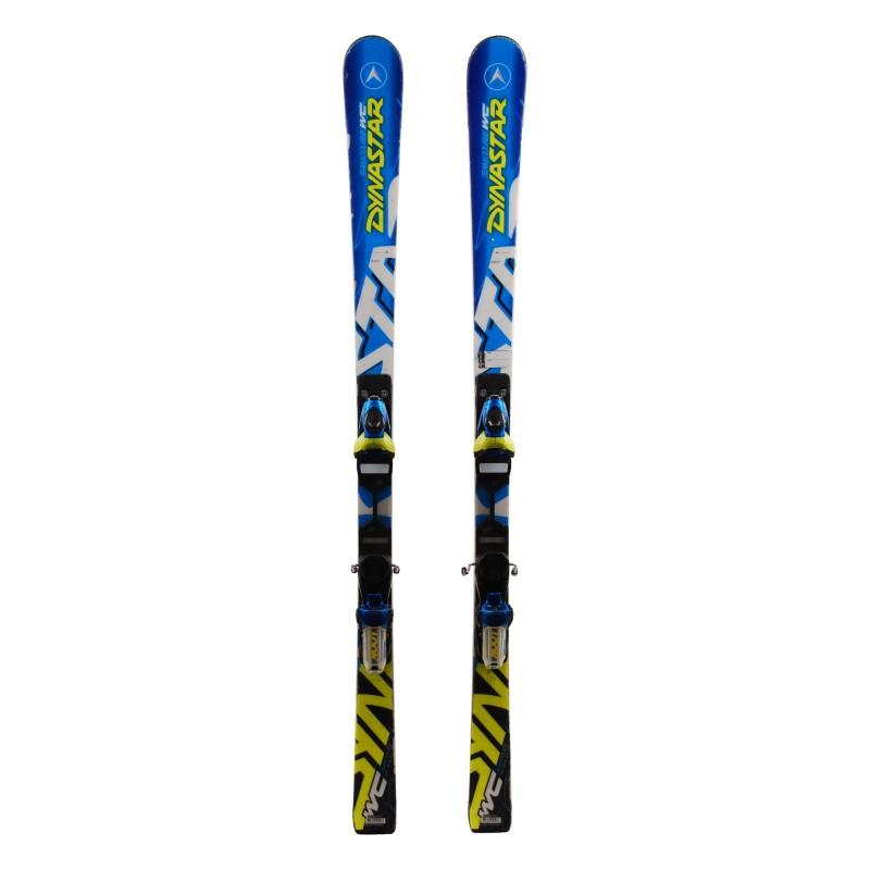 Junior Ski Dynastar Team Racing WC Segunda elección + fijaciones