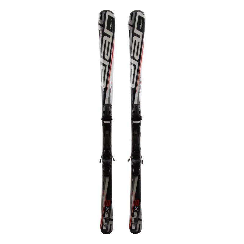 Ski verwendet Elan Eflex 6 + Bindungen