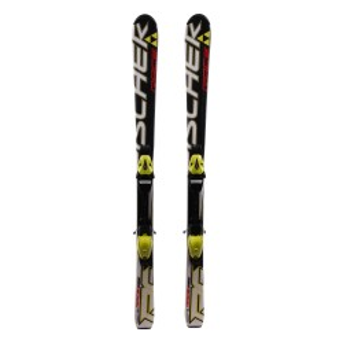 Ski occasion junior Fischer Race 1er choix + fixations