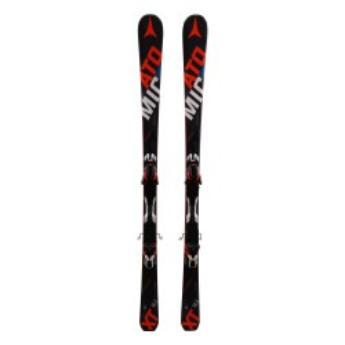 Ski Atomic Redster XT gebraucht - Bindungen