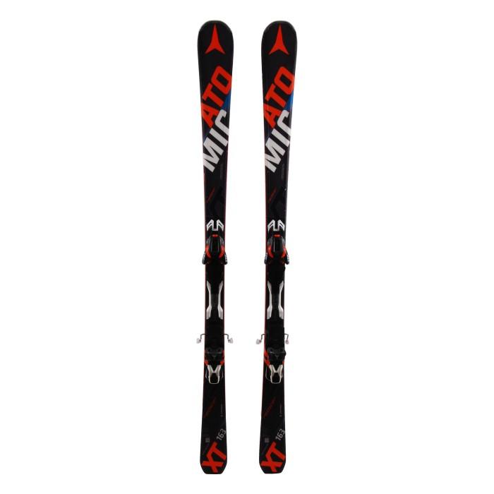 Ski Atomic Redster XT used - bindings