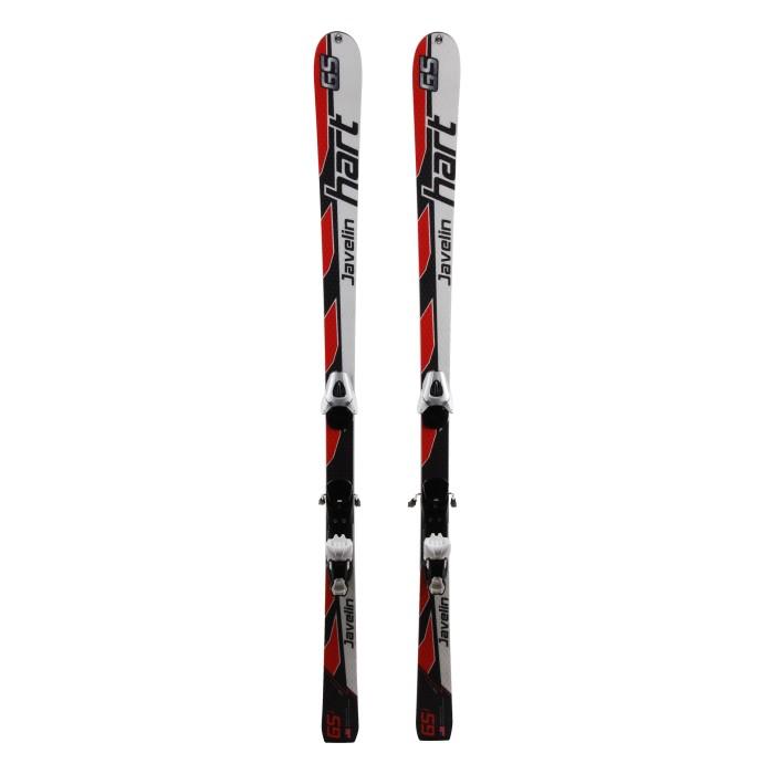 Ski junior oportunidad Hart Javelin G.S - fijaciones
