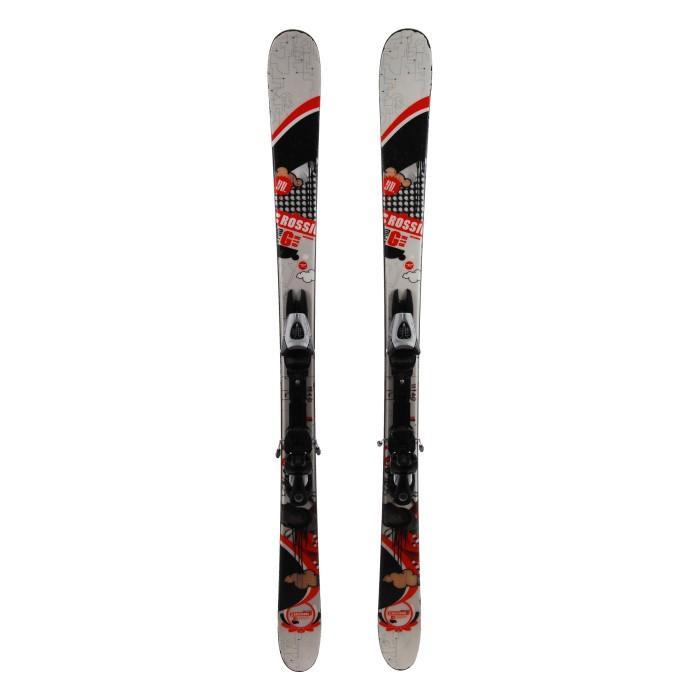 Ski Anlass Junior Rossignol Scratch GHTO Pro - Bindungen