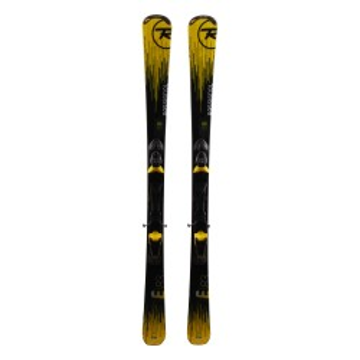 Ski occasion Rossignol Experience 83 - bindings
