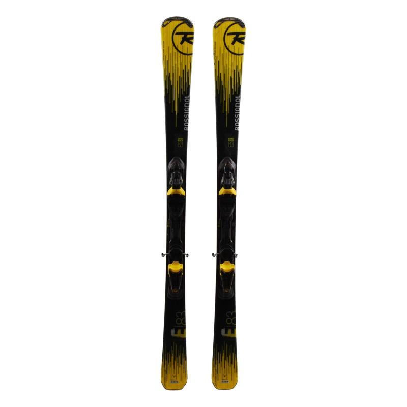 Ski Rossignol Experience 83 Gelb + Bindung