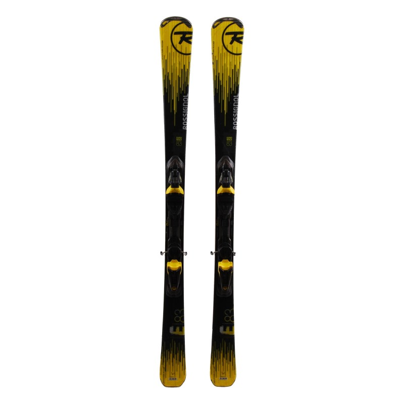 Ski occasion Rossignol Experience 83 Qualité A + fixations