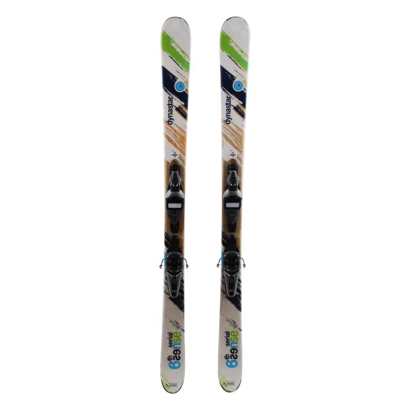 Ski usó las fijaciones Dynastar 6th Sense Serial