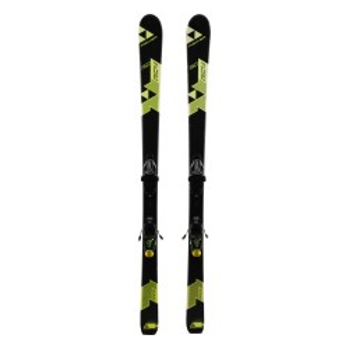 Ski occasion junior Fischer RC4 1er choix + fixations