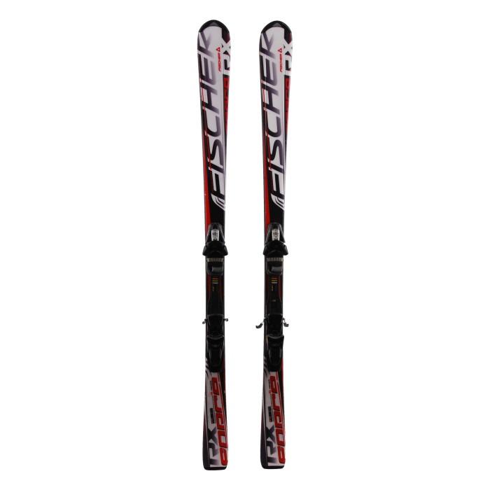 Ocasión de esquí Fischer RX force - fijaciones