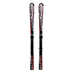 Ski occasion Fischer RX force + fixations