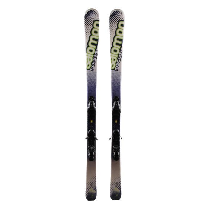 Ski occasion Salomon Focus - bindings