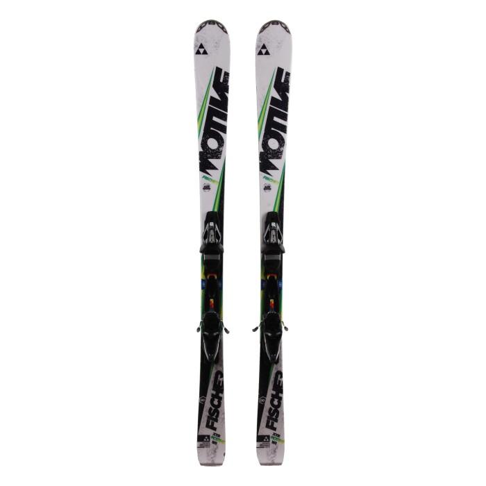 Ocasión de esquí Fischer XTR Motive 80 - fijaciones