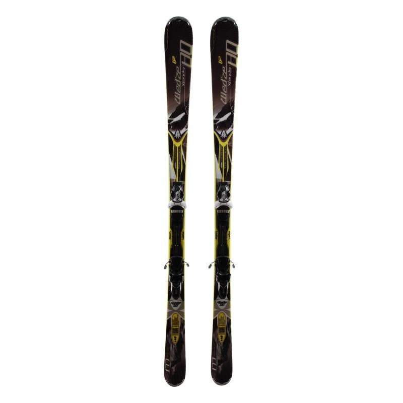 Ski occasion Wedze Xlander 80 Qualité A + fixations